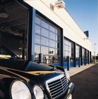 Commercial Garage Doors Pensacola Rolling Steel Doors