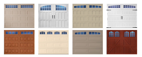 The key to finding the right garage door the one that youu0027ll still be happy about years from now is finding the door with color and style that you like ... & Precision Door Services Of Pensacola   New Garage Doors ... pezcame.com